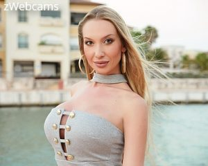 Blonde Miami - Nude Camgirl Jerkmate
