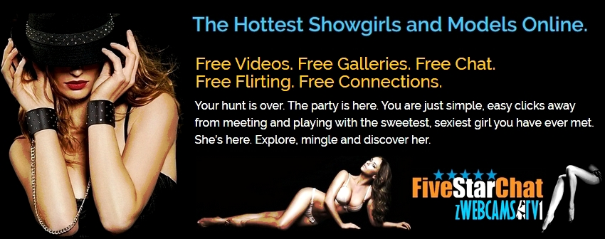 The hottest, sexiest showgirls, nude cammodels online.